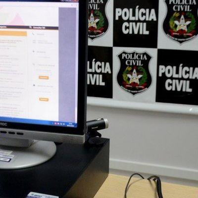 Polícia Civil/SC